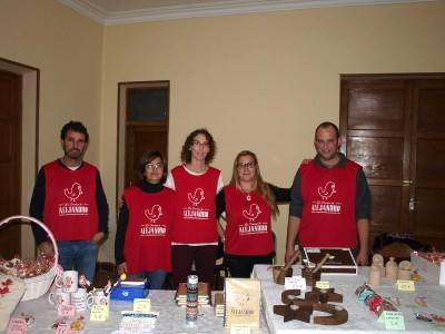 teatro solidario en Fuentes de Béjar