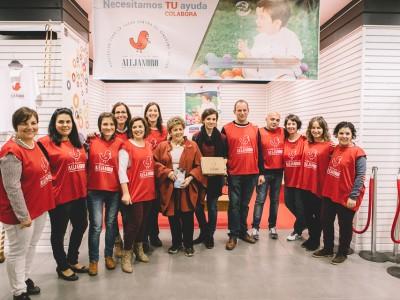 Mercadillo Solidario , unidos por la Sonrisa de Alejandro