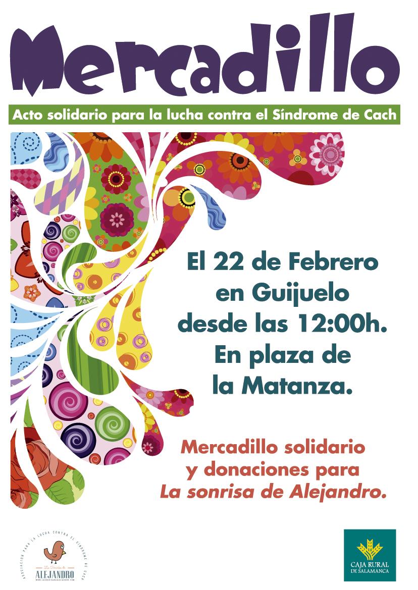 Mercadillo Solidario Guijuelo