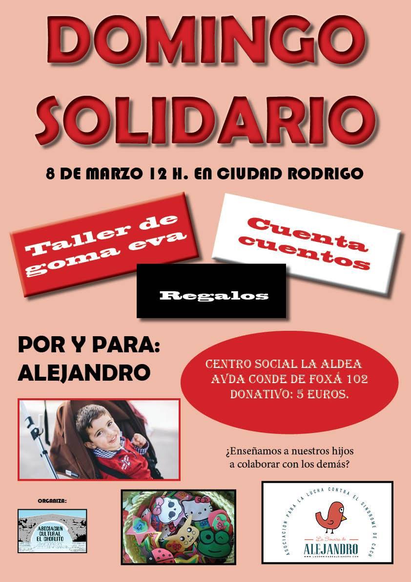 Domingo Solidario en Ciudad Rodrigo