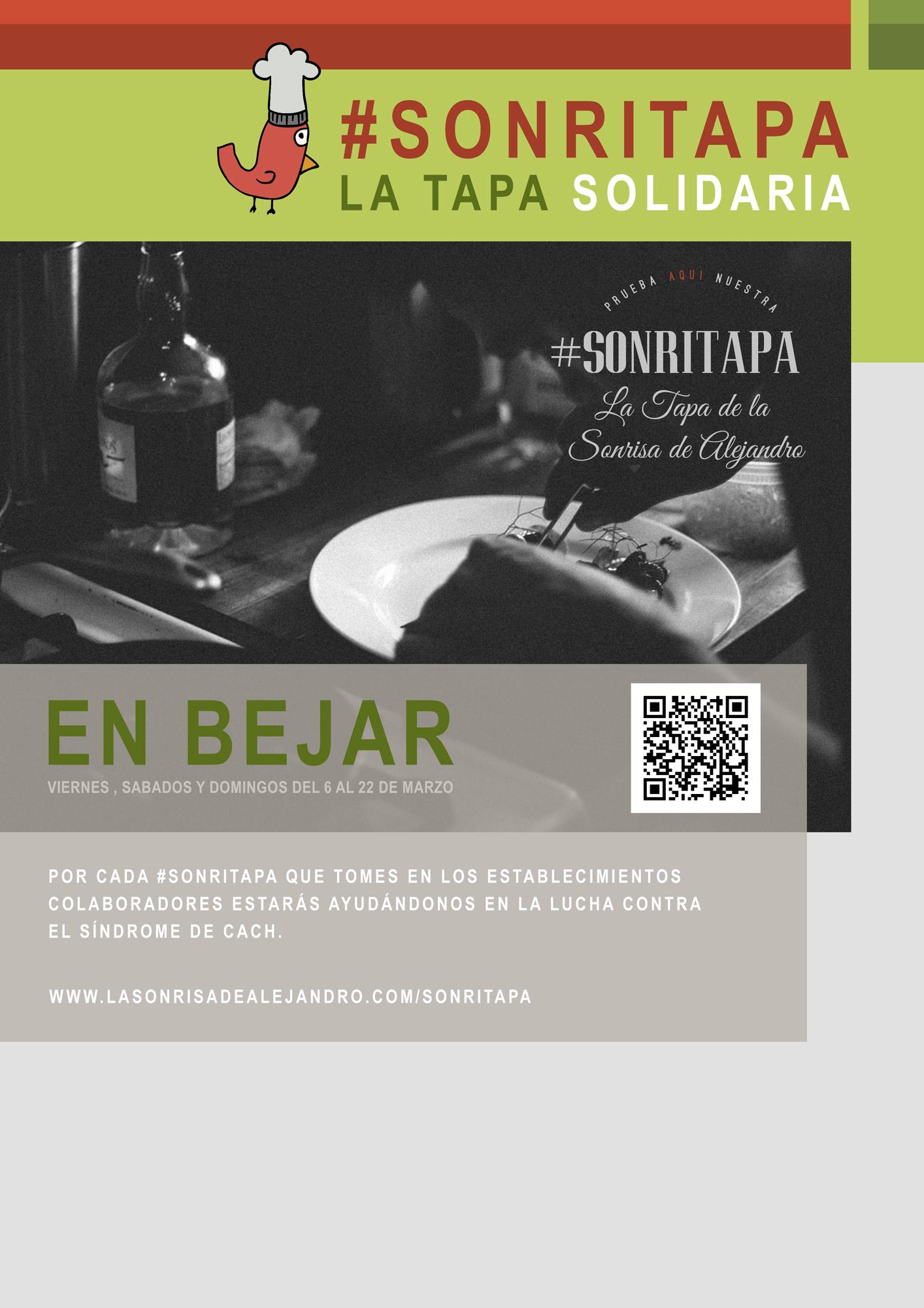 Cartel Sonritapa