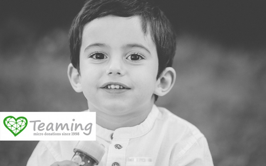 Teaming La Sonrisa de Alejandro